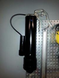 Homemade grease gun holder | diy | Pinterest | Homemade ...