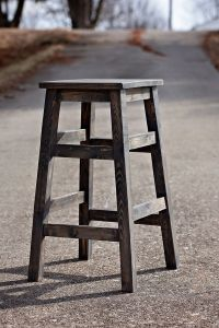 Diy Wood Bar Stools - WoodWorking Projects & Plans