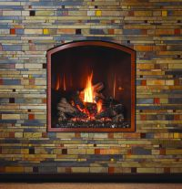 The perfect gas fireplace for any room. | Mendota ...