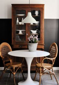 25+ best ideas about Rattan dining chairs on Pinterest ...