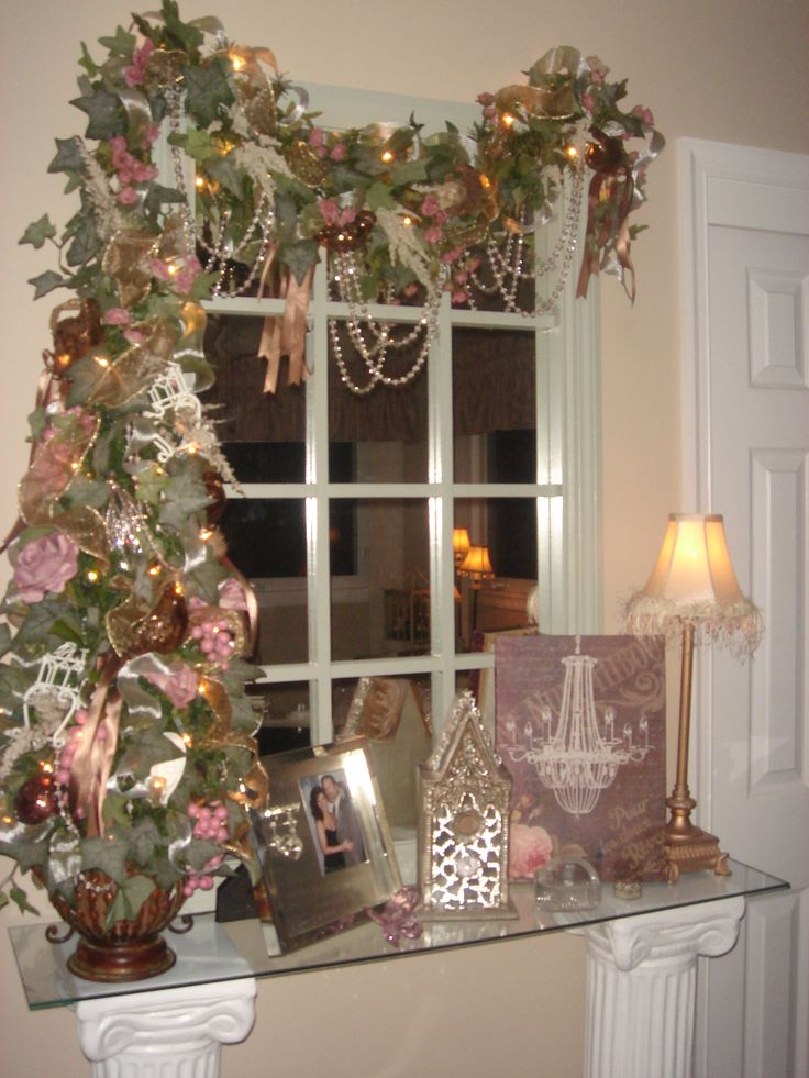 1000+ images about Floral Garlands & Swags on Pinterest