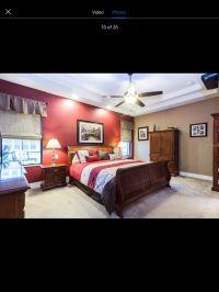 1000+ ideas about Maroon Bedroom on Pinterest   Bedroom ...