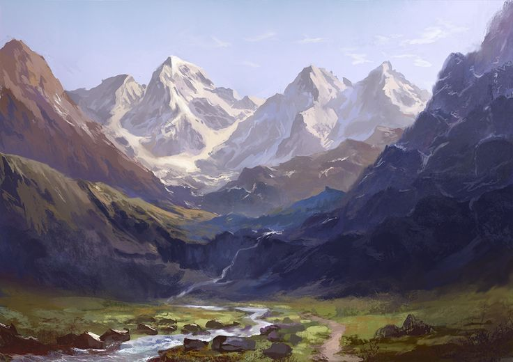 Animated Wallpapers For Ios 6 Fantasy Mountain Range Google Search D Amp D Pinterest
