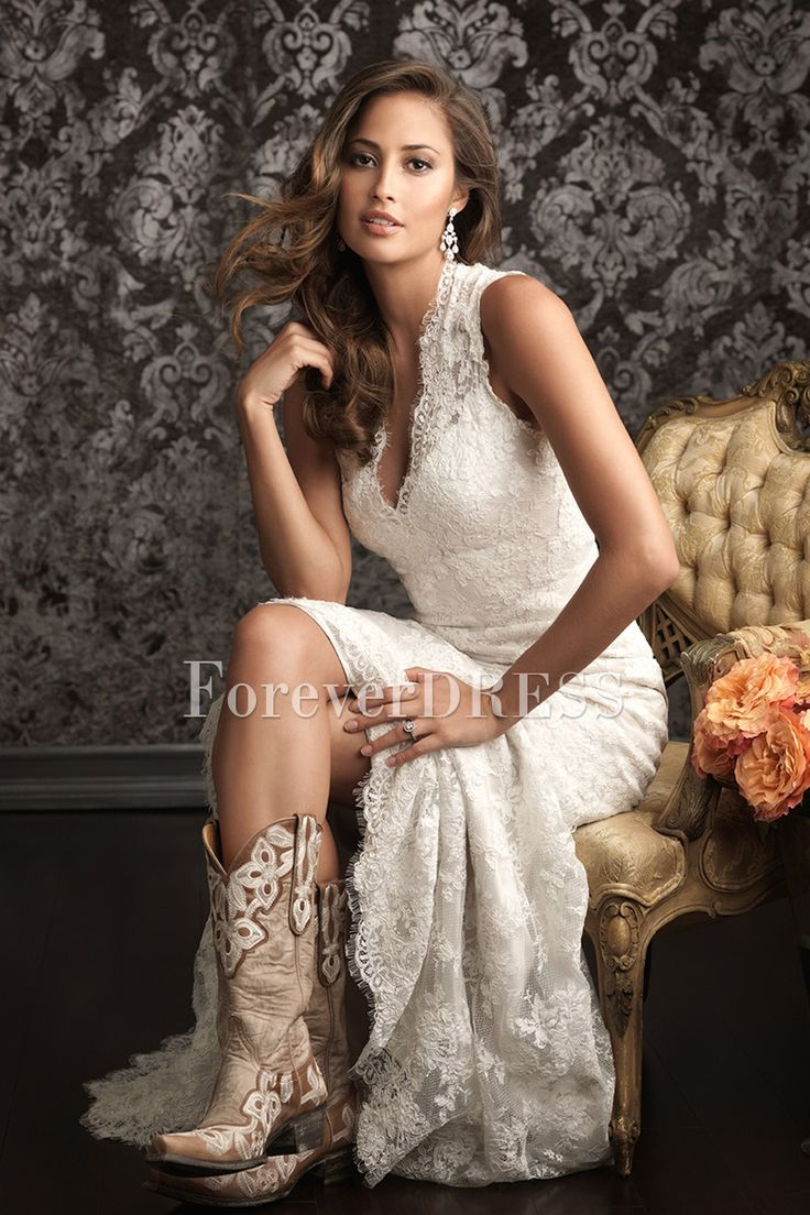 wedding engagement country wedding dresses country wedding dresses made of lace Casual White Mermaid Wedding Dress Made of of Lace