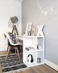 25+ best ideas about Desk with shelves on Pinterest | Desk ...