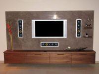 Wohnzimmer Ideen Tv Wand Konstruktions Esszimmer und ...