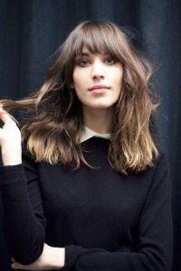 Best 20+ Full Fringe Hairstyles ideas on Pinterest | Full ...