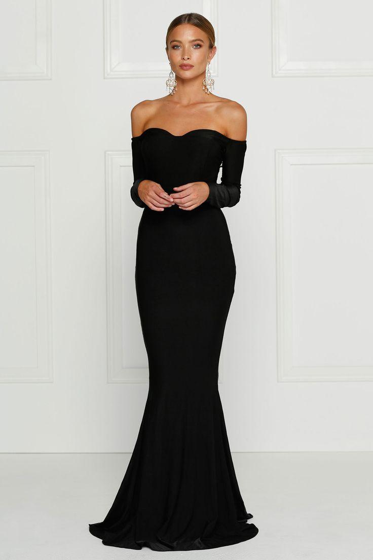 Top 25+ best Off shoulder gown ideas on Pinterest