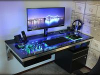 25+ best ideas about Custom Computer Desk on Pinterest ...