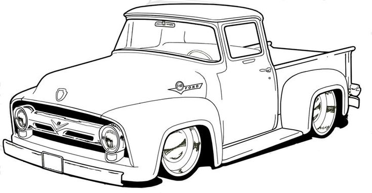 1968 ford pickup truck