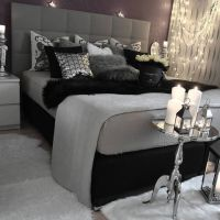 Top 25+ best White grey bedrooms ideas on Pinterest ...