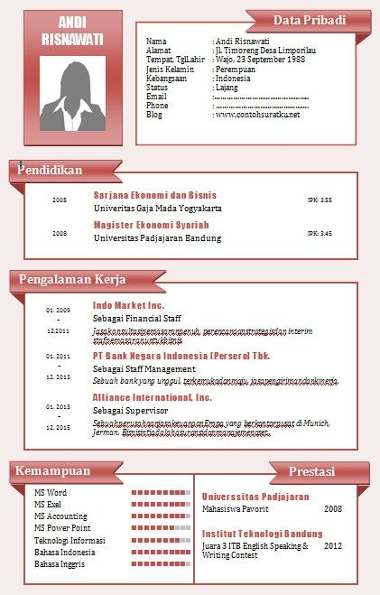 download resume kerja doc