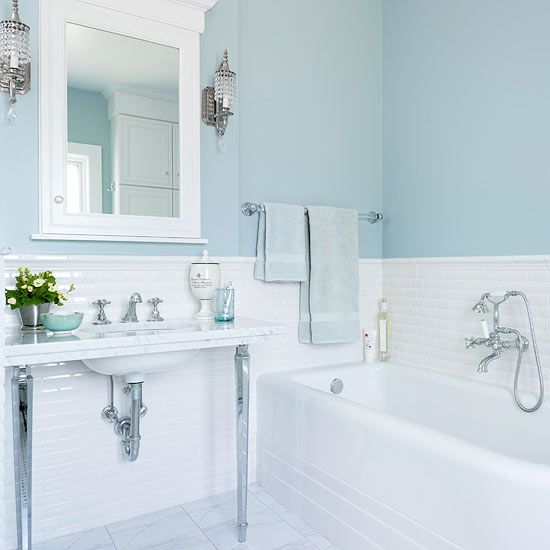 Pale Blue Bathroom Ideas 25+ Best Light Blue Bathrooms Trending Ideas On Pinterest