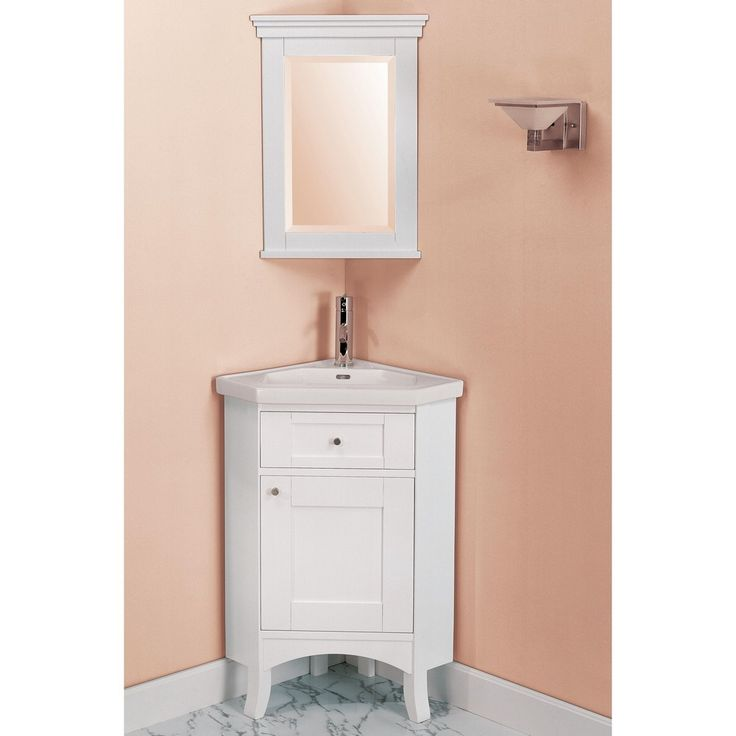 Best 25+ Corner bathroom vanity ideas only on Pinterest