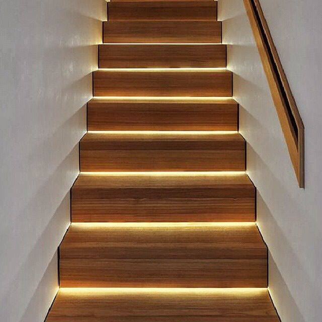Treppenstufenbeleuchtung Led 17 Best Ideas About Led Stair Lights On Pinterest | Stair