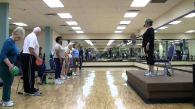 SilverSneakers Class at RPFitness Akron, Ohio - Jeanne ...