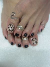 1000+ ideas about Fall Toe Nails on Pinterest | Toe Nail ...