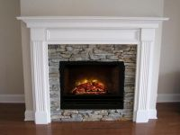 Electric fireplace insert inspiration   Living Room Ideas ...