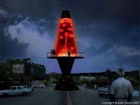 giant lava lamp at night | Brainstorm 161012 | Pinterest ...