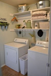 25+ best ideas about Garage Laundry on Pinterest | Garage ...