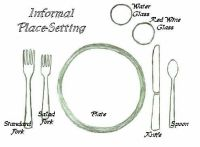 17 Best images about Table Settings Etiquette on Pinterest ...