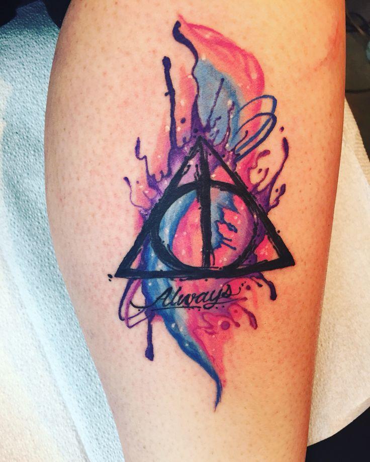 Best 25 harry potter tattoos ideas on pinterest