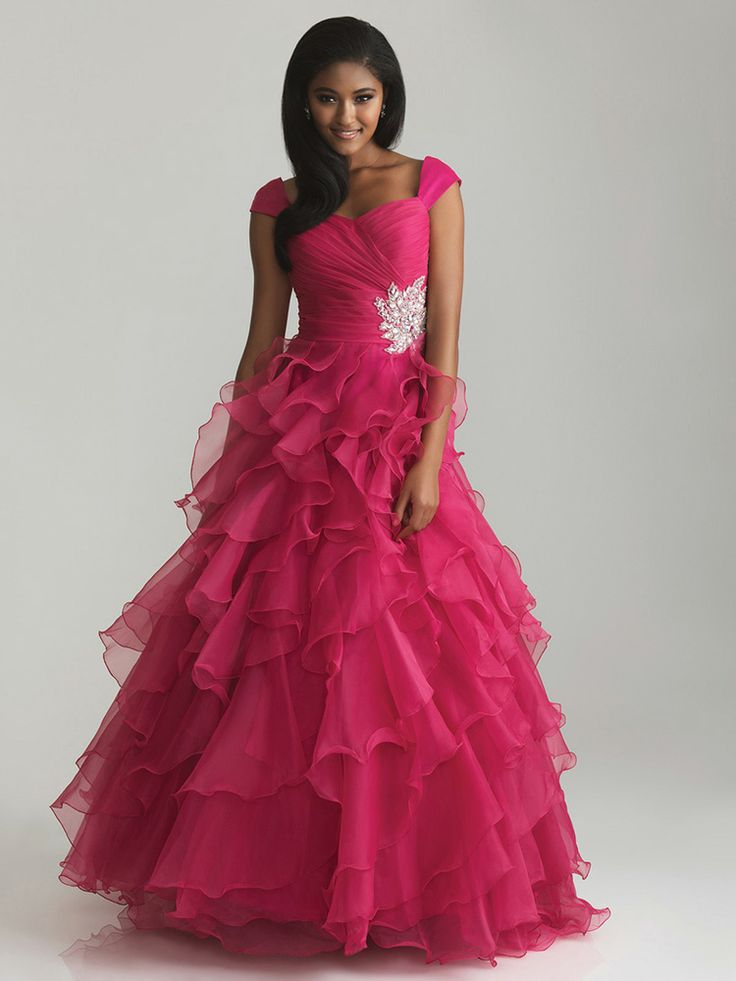 17 Best images about Long Sweet 16 Dresses on Pinterest