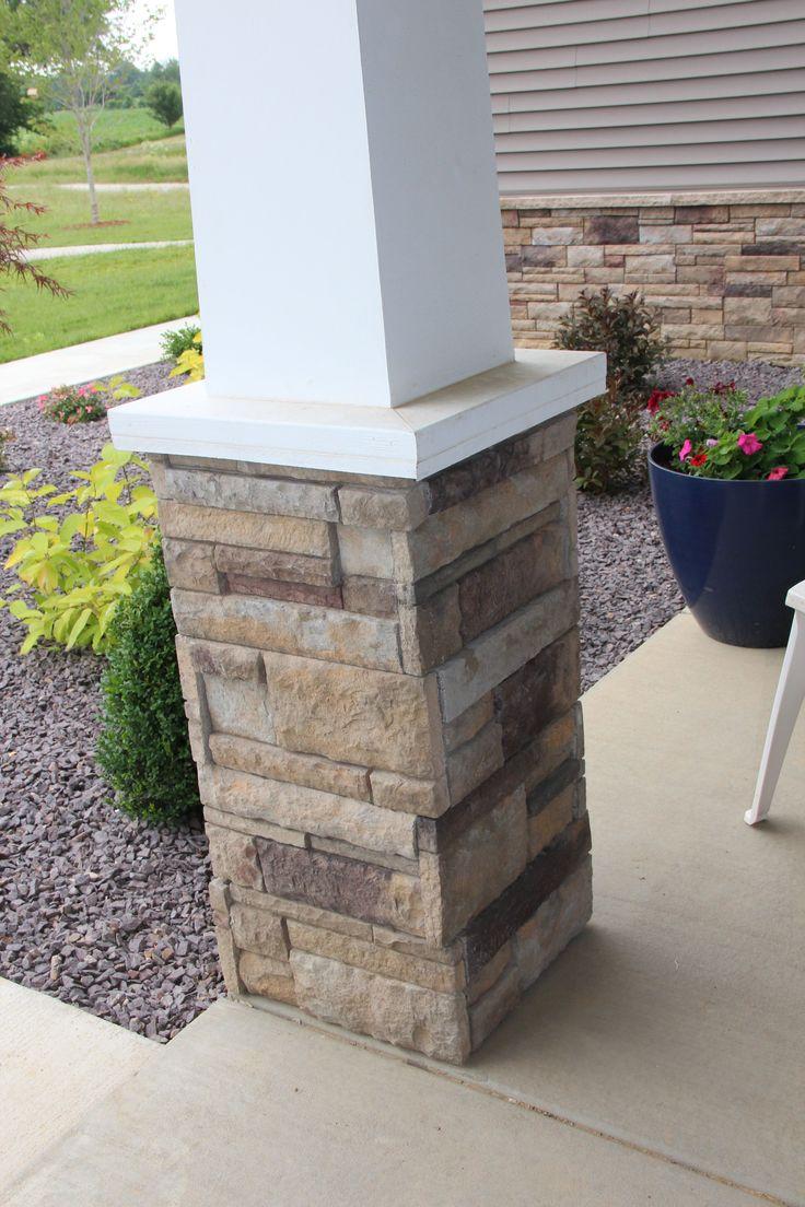 Craftsman style porch columns -  Porch Column Modern Craftsman Style Home Https Download