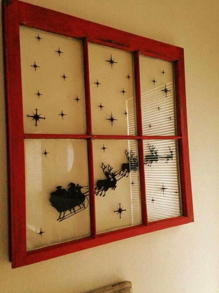17 Best ideas about Window Pane Decor on Pinterest