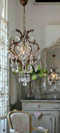 Best 25+ Vintage chandelier ideas on Pinterest | Rustic ...