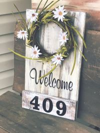 25+ best ideas about Front door numbers on Pinterest ...