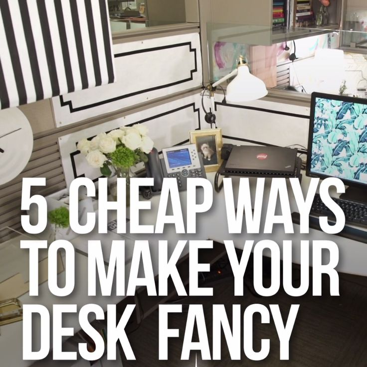 work office decorating ideas on a budget