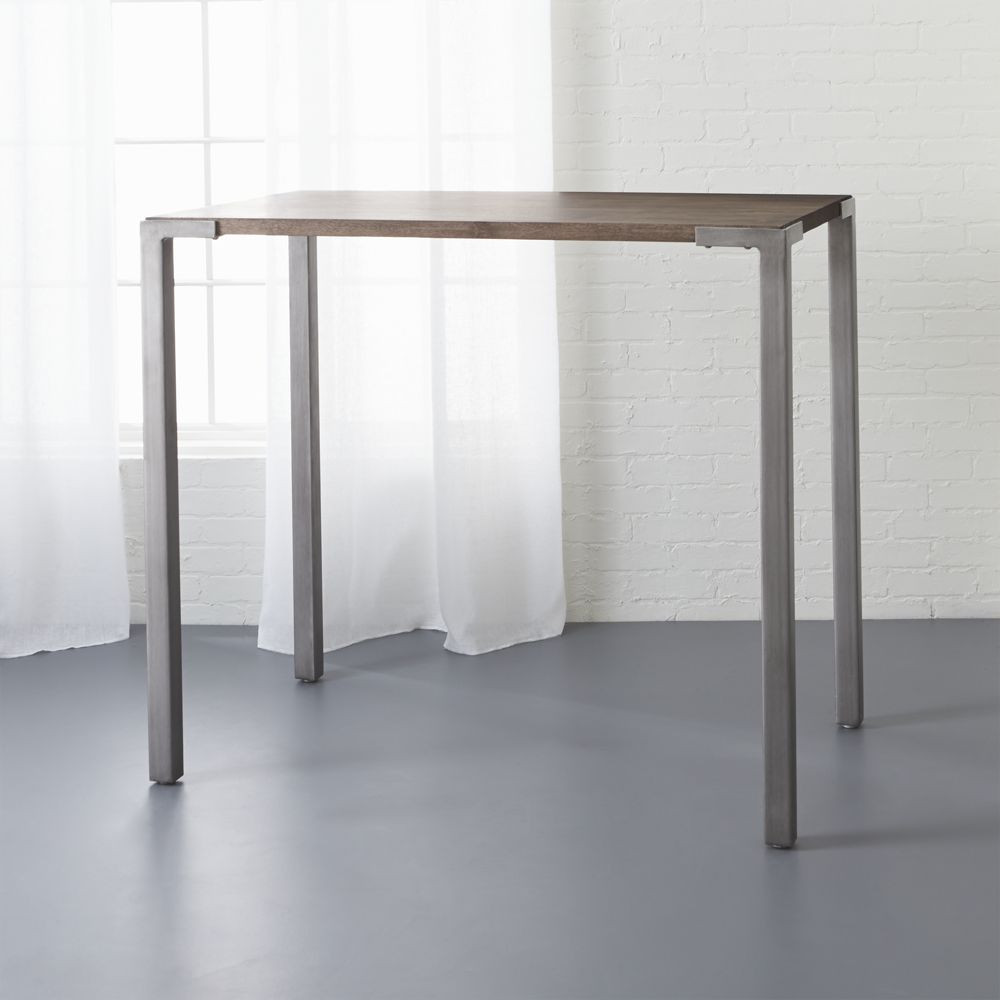 Tall Table Tall Kitchen Table On Pinterest | Kitchen Tables, Counter