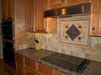 Travertine Tile Kitchen Backsplash Photos  Wow Blog