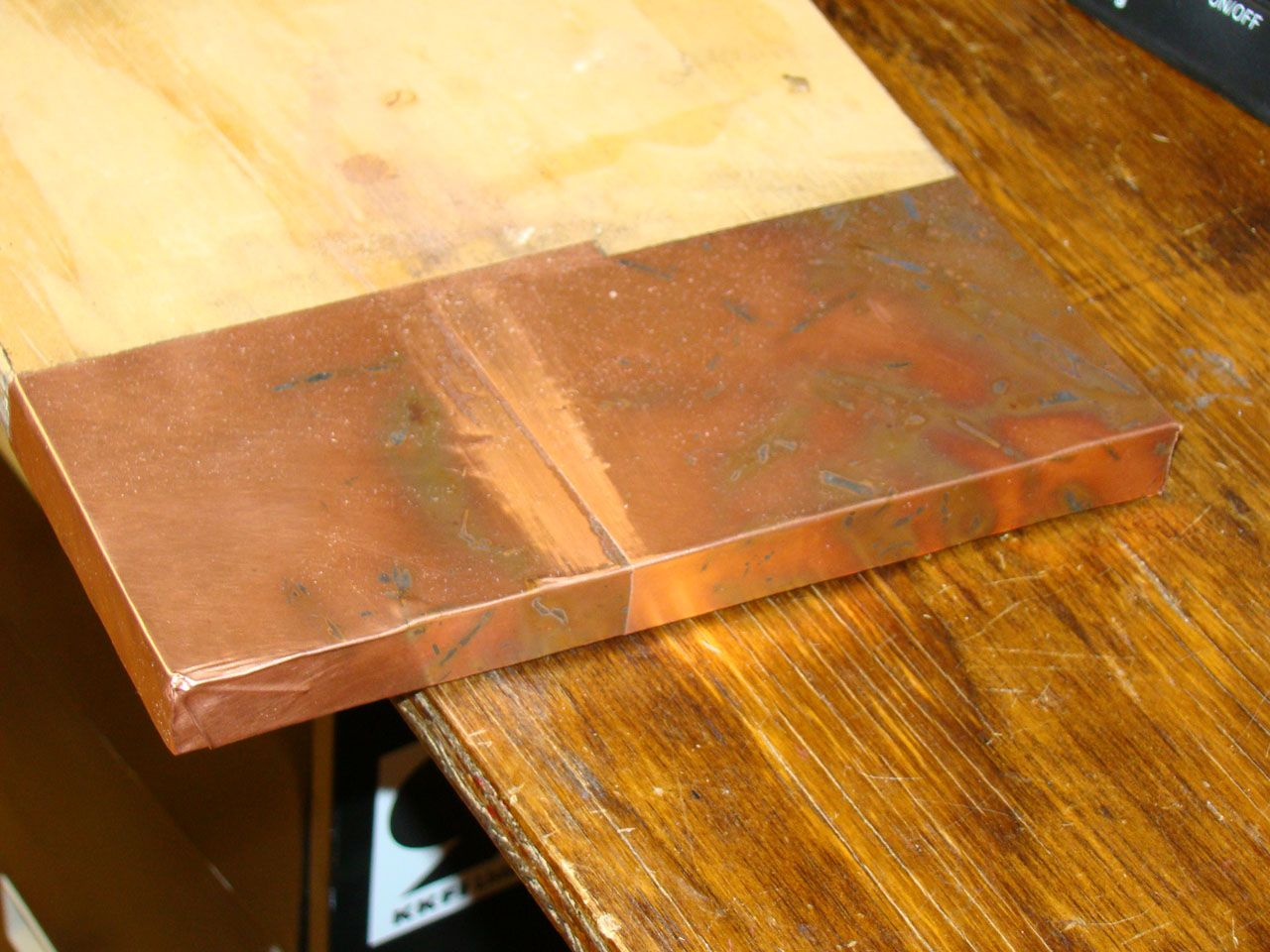 Copper Laminate Countertops Copper Countertop Want To Make Diy Possibilities