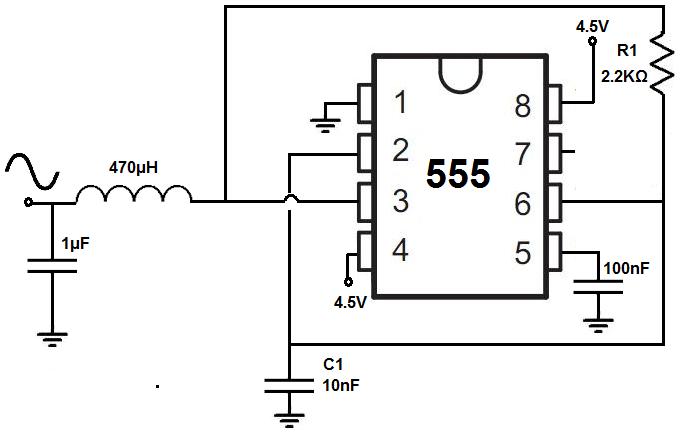 50 555 timer circuits