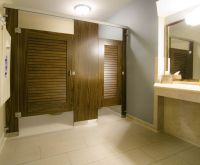 Ironwood Manufactured toilet partitions and classic ...