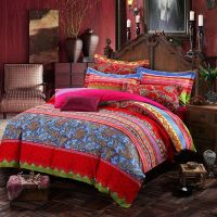 Amazon.com: MAXYOYO New!Boho Style Duvet Cover Set ...