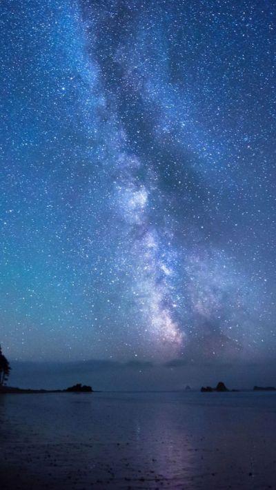 Stars Wallpapers HD, Desktop Backgrounds 720x1280 | Cool iPhone Wallpapers | Pinterest | Milky ...