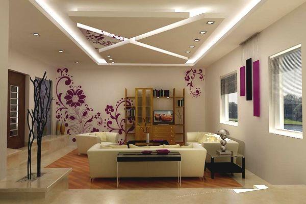 Ideen zur deckengestaltung beleuchtung wohnzimmer Beleuchtung - beleuchtung wohnzimmer ideen