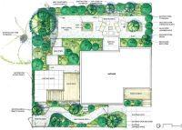 Simple Landscape Design Plans 0 Full Design | Erin Lau ...