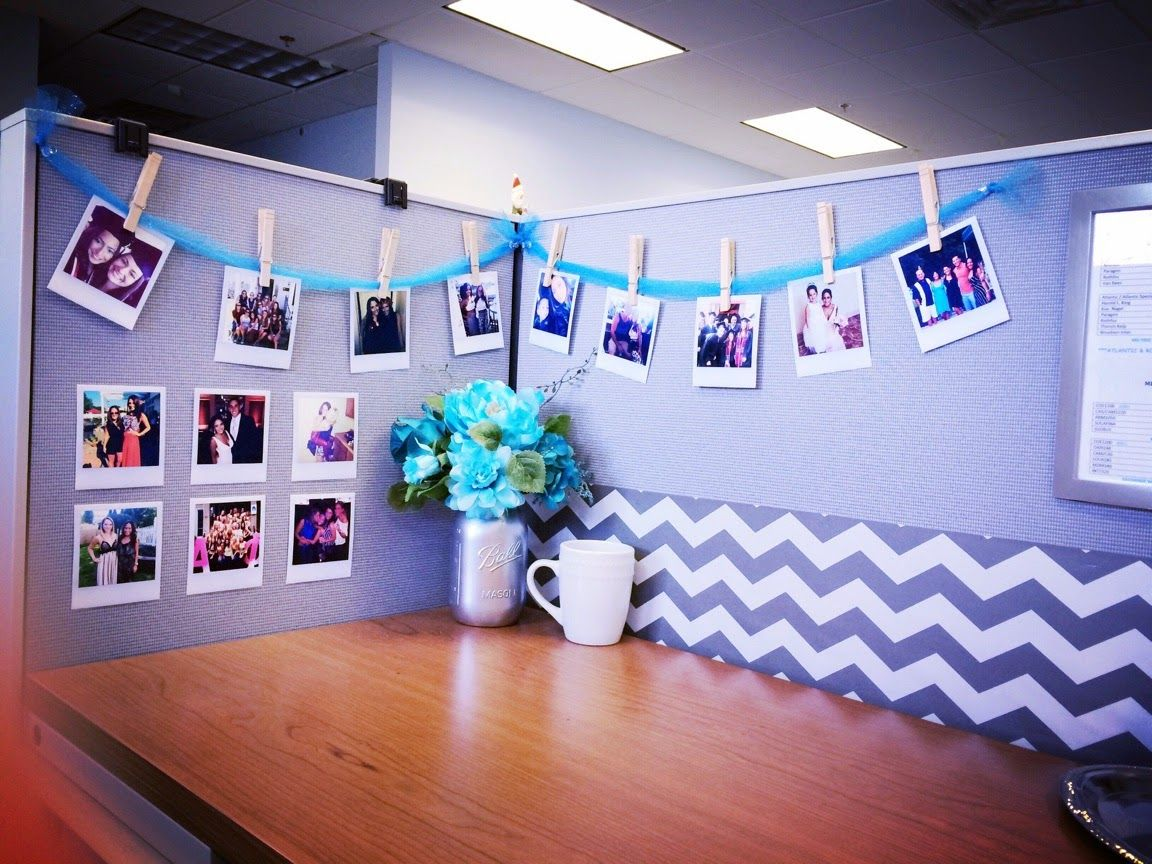 Work Office Decorating Ideas Pictures Tutorial To Print Polaroid Photos From Home Perfect For