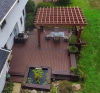 Ground Level Deck - Picture 3946 - Decks.com   Backyard's ...