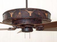 rustic ceiling fans | Longhorn Ceiling Fan | Creative ...