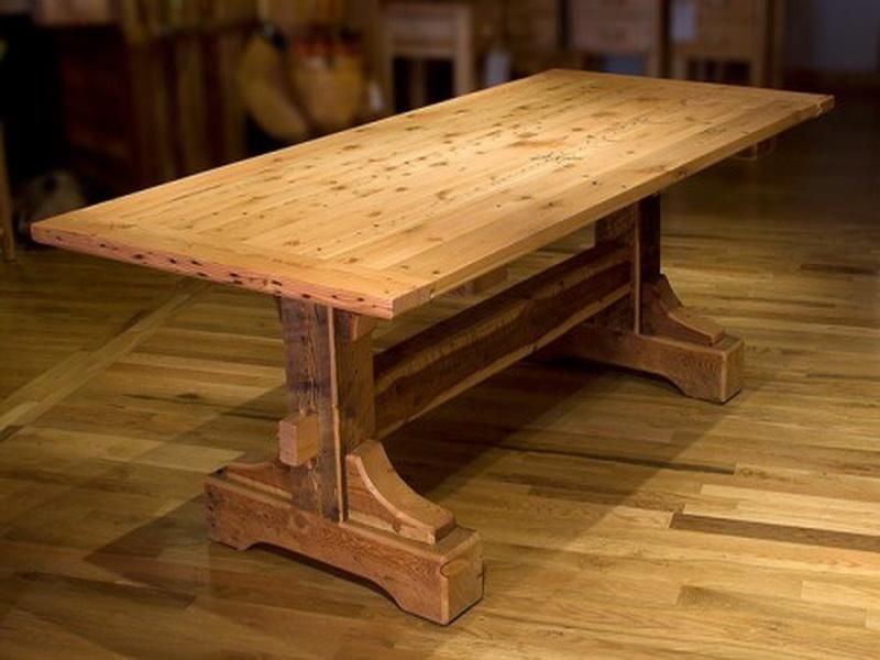 Best 25+ Rustic dining tables ideas on Pinterest Rustic dining - kitchen table designs