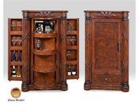 Primo Design Living Room Euro Bar Cabinet 7272-43 ...