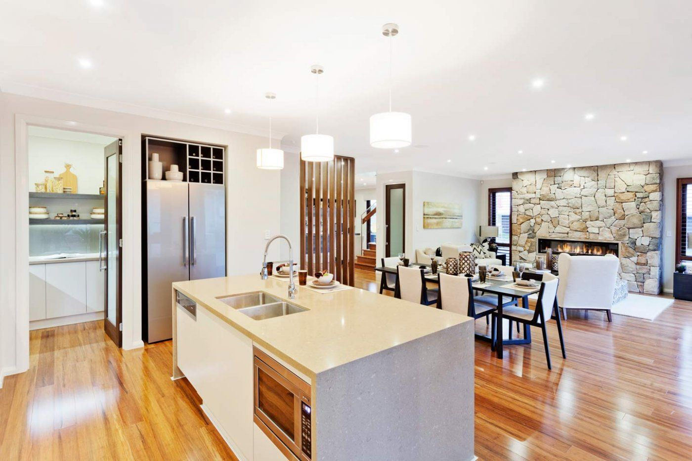 Canberra Kitchens Huntingdale Home Design By Mcdonald Jones Exclusive To