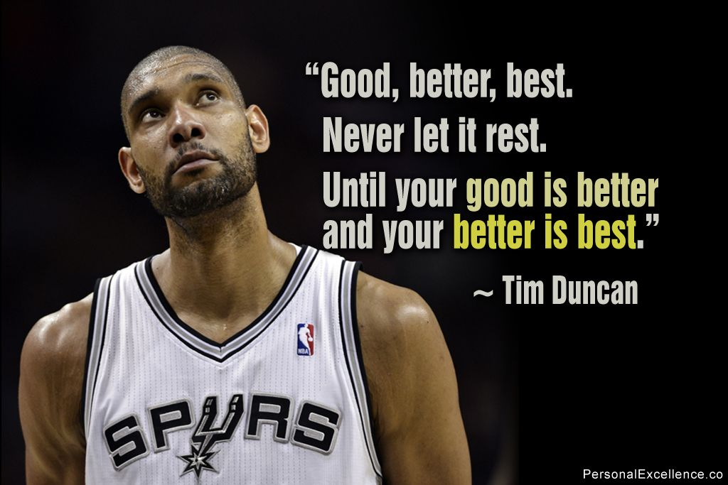 Motivational Wallpaper Quotes Kobe Inspirational Quote Good Better Best Never Let It