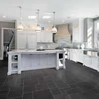 vinyl flooring ideas for kitchen - Google Search | remodel ...