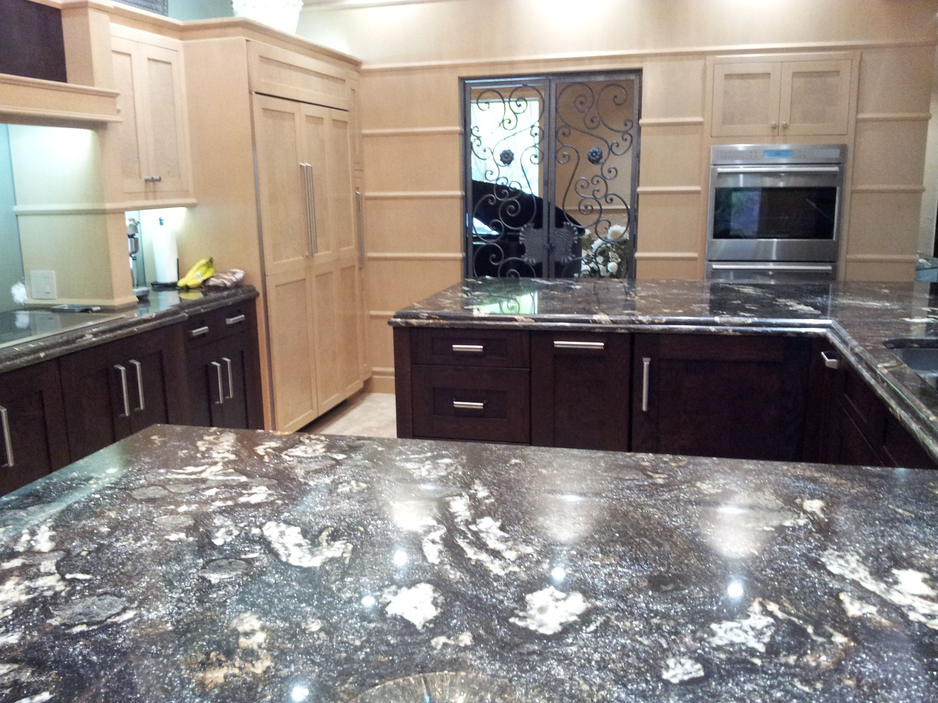 Kitchen Countertops Design Pinterest Kozmus Granite Countertops Jfe Kitchen And Bath Designs